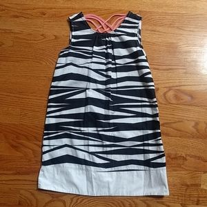 Gymboree Zebra Print Dress